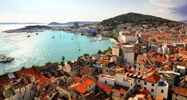 A Yacht Charter Split - sailing destination Split