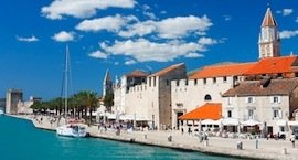 A Yacht Charter Split in Trogir Area