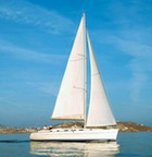 Rent Beneteau Cyclades 43.4