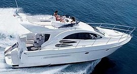 Charter a Motor Yacht in Split Area